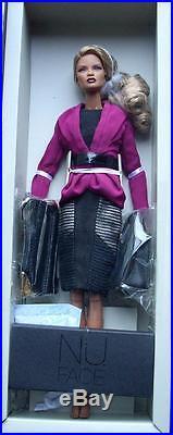 12 FRElectric Enthusiasm Dominique Makeda Dressed DollNu Face 2.0LE 600New