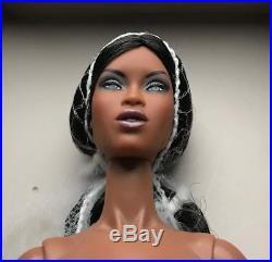 12 FRGlamazon Adele Makeda Dressed DollLE 350SuperModel ConventionNIBNRFB