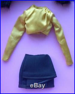 12 FRPolarity Nadja Rhymes Complete OutfitNu FaceLE 600No DollNew
