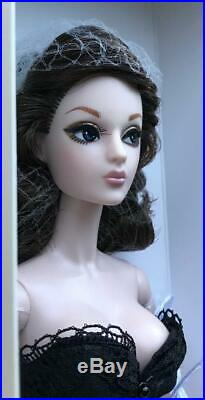 12 J&D Midnight Mizi For The First Time Dark Brown Hair DollLE 200NIB