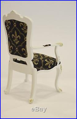 16 Scale Furniture for Fashion Dolls & Action Figures 23011WG Arm Chair