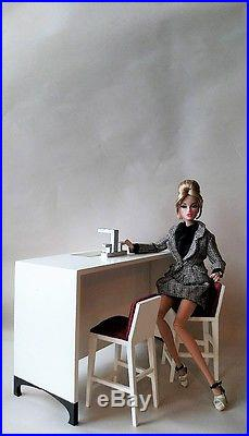 16 Scale Furniture for Fashion Dolls Action Figures 4250 3 pc. Kitchen Set