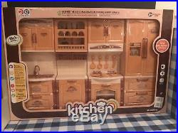 16 Scale Kitchen For Barbie Or Fashion Royalty Dolls Hard To Find/Rare