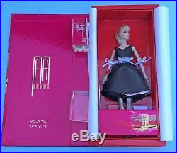 Best Drama 2009 Fashion Royalty Monogram Doll IFDC Jason Wu Signed LE 300 NRFB