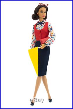 Co-Ed Cutie Poppy Parker Dressed Doll- PRE ORDER ITEM
