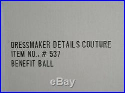 Dressmaker Details Couture Benefit Ball NFRB for Silkstone & Fashion Royalty