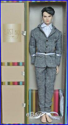 East 59th LAIRD DRAKE Cocktails for Men DRESSED MALE DOLL 12 NEW Integrity