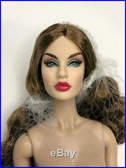 Eye Candy Rayna Nu Face Fashion Royalty Integrity Toys nude doll