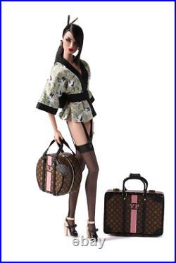 FAME & FORTUNE VANESSA PERRIN Fashion Royalty 2017 W Club GIFTSET Exc 91423 NRFB