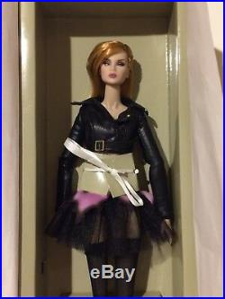 FASHION ROYALTY INTEGRITY TROUBLE EDEN W Club Lottery Dressed Doll Nu Face MIB