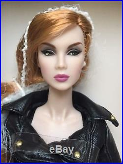 FASHION ROYALTY INTEGRITY TROUBLE EDEN W Club Lottery Dressed Doll Nu Face NRFB
