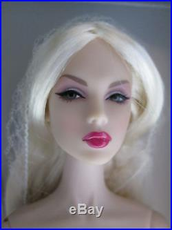 FASHION ROYALTY Nu Face -The Great Pretender Lilith NUDE DOLL ONLY