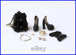 FASHION ROYALTY TROUBLE EDEN W Club Lottery Dressed Doll Nu Face NRFB In Stock
