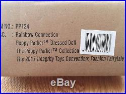 FR 2017 Integrity Fairytale POPPY PARKER RAINBOW CONNECTION FASHION ROYALTY DOLL