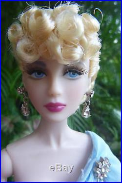 FR Hollywood Royalty Mini Gene Marshalll Blue Caprice, No Box