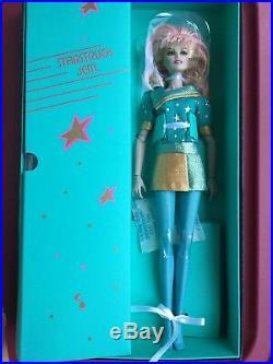 FR INTEGRITY Fashion Royalty JEM AND THE HOLOGRAMS STAR STRUCK JEM 12 Doll NRFB