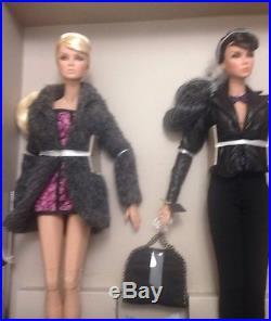 FR Never Ordinary Lillith & Eden Gift Set Dolls NuFace NEW NRFB -COA- Ships WW
