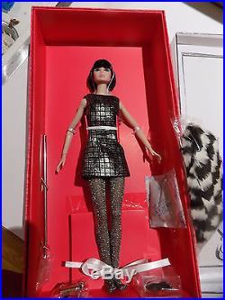 FR Supermodel Convention Table Centerpiece Kicks! Poppy Parker