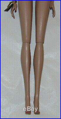 Fame & Fortune Vanessa Perrin Nude Doll with Stand & COA Fashion Royalty
