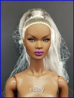 Fashion Royalty 12 Nadja Vanity & Glamour Integrity Toys NUDE New RARE