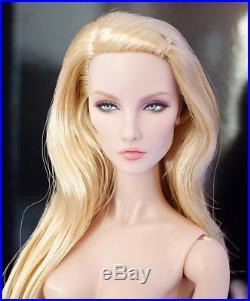 Fashion Royalty 12 OOAK Blonde Elyse Doll Repaint