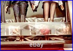 Fashion Royalty Avantguard Androgyny & Aphrodisiac Mini-clone Gift Set 500 Le