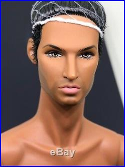 Fashion Royalty Declan Wake Monarchs Integrity Doll Nude Luxe Life New