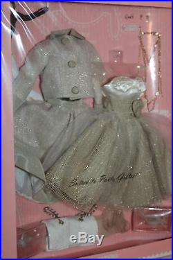 Fashion Royalty Dressmaker details Suited To Party Fashion NRFB shipper