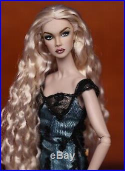 Fashion Royalty Eden Lilith OOAK Custom Repaint Poppy Parker Doll Offers Welc