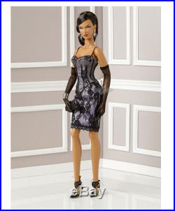 Fashion Royalty FR16 Amethyst Factor Anais McNight NEVER REMOVED FROM BOX