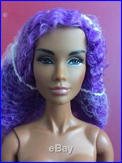 Fashion Royalty FR BLUE BURHART Color Infusion Doll 2018 Integrity LUXE LIFE EXC