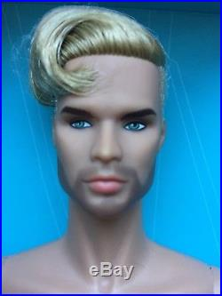 Fashion Royalty FR MILO MONTEZ Color Infusion Doll 2017 Integrity Con STYLE LAB
