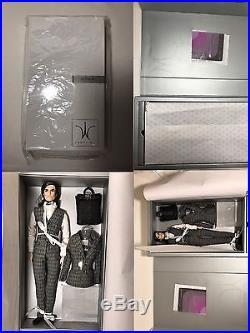 Fashion Royalty Homme Male Integrity Toys RARE LUKAS Maverick
