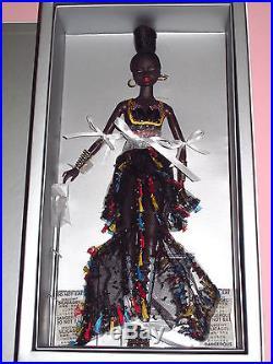 Fashion Royalty Illusionist Nadja R. 12 Fashion Doll NRFB
