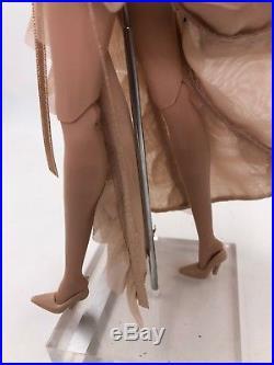Fashion Royalty Integrity Doll Agnes Von Weiss White Skin FR2 ooak Dress Dolls