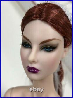 Fashion Royalty Integrity Doll Devotion Agnes Von Weiss Cream Skin FR 6.0 Nude