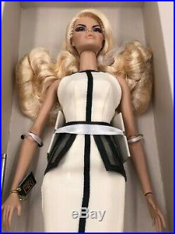 Fashion Royalty Integrity Doll Edge Vanessa Perrin White Skin NRFB