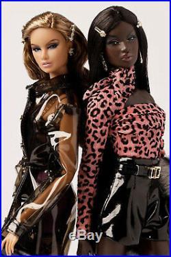 Fashion Royalty Integrity Doll NU. Face Erin Nadja 2 Dolls NRFB