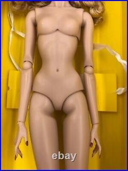 Fashion Royalty Integrity Doll Nadja R Paris Runway 2019 Nude Doll