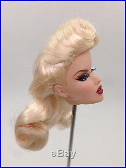 Fashion Royalty Integrity Toys Dolls High Tide Vanessa Perrin New Head Doll