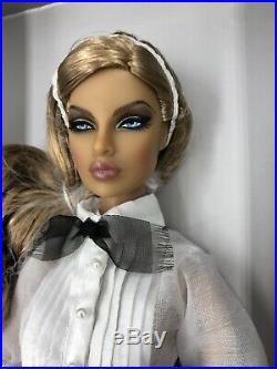 Fashion Royalty Integrity Toys Le Tuxedo Eugenia Perrin Frost Upgrade Doll NRFB