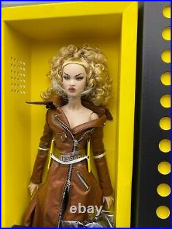 Fashion Royalty Integrity Toys London Show Nadja R Doll 2019 Convention Nu Face