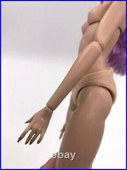 Fashion Royalty Integrity Toys Mademoiselle Eden Blair W Club Exclusive Nude