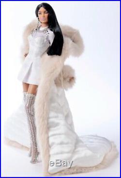 Fashion Royalty Integrity Toys Meteor Keeki Adaeze Dressed Doll NRFB
