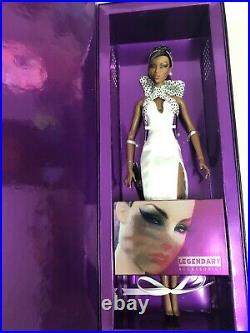 Fashion Royalty Integrity Toys Petite Robe ClassiqueJourAdele Makeda NRFB