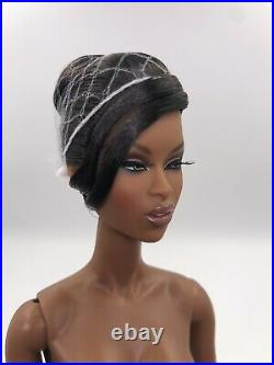 Fashion Royalty Integrity Toys Petite Robe ClassiqueJourAdele Makeda Nude Doll