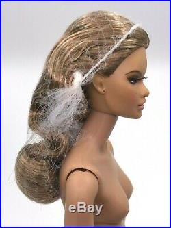 Fashion Royalty Integrity Toys Your Motivation Erin Salston Nude Doll Hungarian