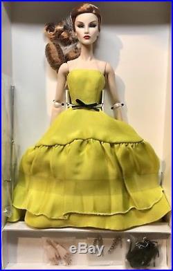 Fashion Royalty Jason Wu Net A Porter Elise Elyse 12.5 Nrfb Doll Le 200