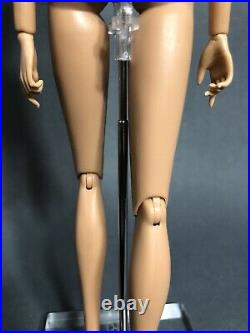 Fashion Royalty La Femme Vivacite Eugenia Perrin Nude Doll