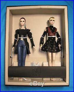 Fashion Royalty Lilith and Eden Poetic Beauty Gift Set NRFB